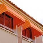 Toldos capota para janelas