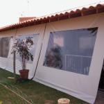 Toldos cortinas